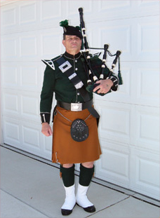 Our Uniform |Police Pipe Band Uniforms